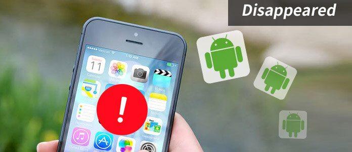 App scomparsa dall'iPhone
