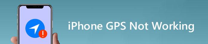 Il GPS dell'iPhone non funziona