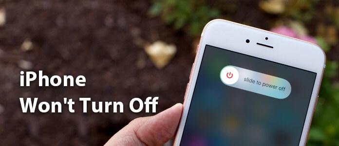 iPhone non si spegne