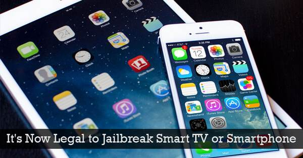 Jailbreak iPhone Legal
