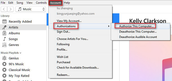 How to Move iTunes Library to New Computer
