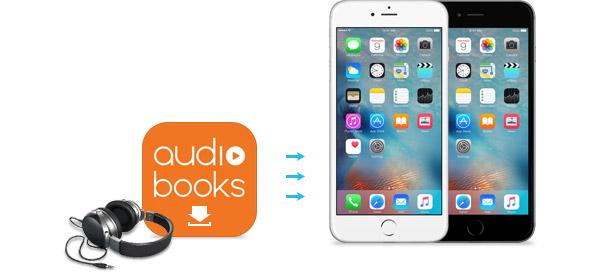 Stahujte a poslouchejte zvukové knihy na iPhone