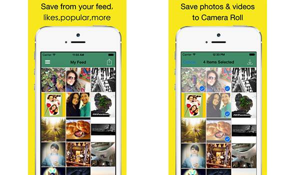 Download Instagram Photos from Instaboard for Instagram