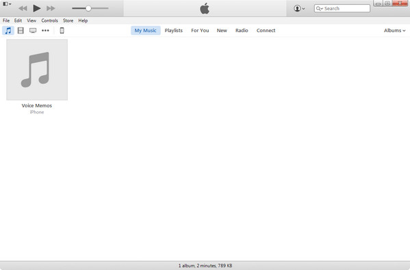 Interfejs iTunes