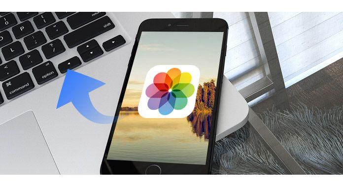 Λήψη φωτογραφιών από iPhone σε υπολογιστή