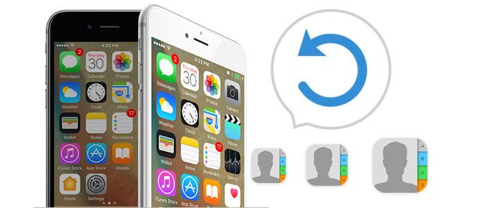 Come eseguire il backup dei contatti iPhone