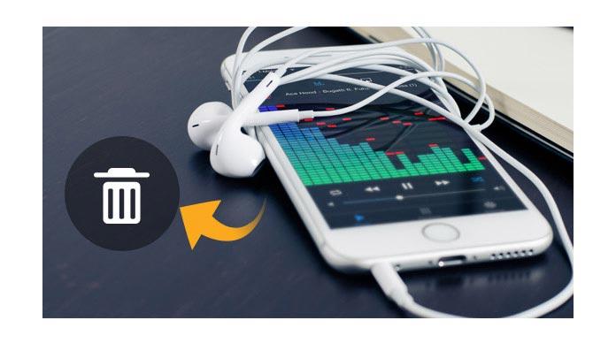 Πώς να διαγράψετε τα τραγούδια από το iPhone