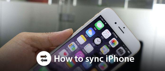 Πώς να συγχρονίσετε το iPhone