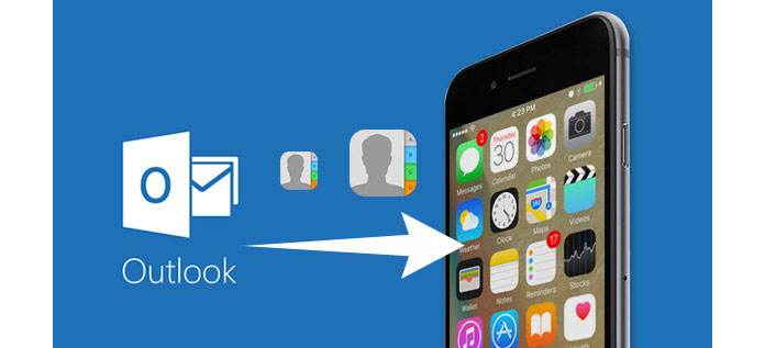 How to Sync Outlook Contacts With iPhone 7/6S/SE/6 Plus
