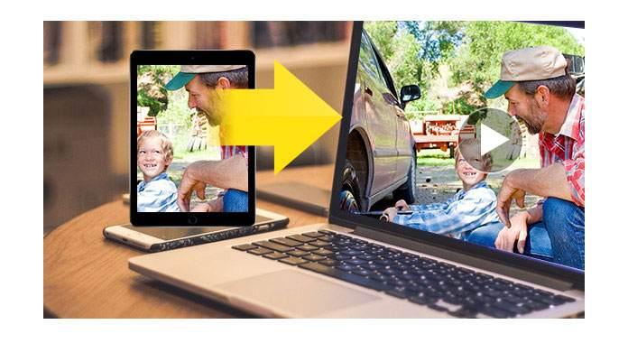 Prześlij pliki na komputer Mac