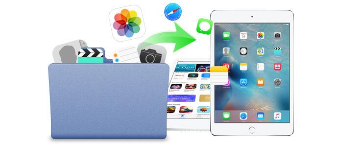 Trasferisci musica da iPad a iPod