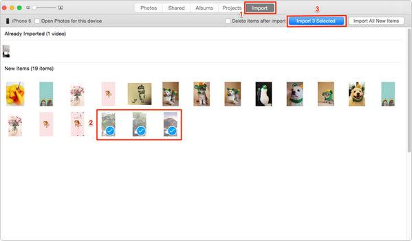 Πώς να μεταφέρετε βίντεο από το iPhone στον υπολογιστή με την εφαρμογή φωτογραφιών