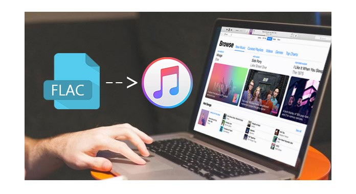 importare FLAC su Apple iTunes