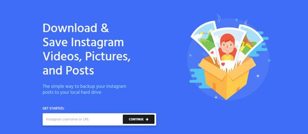 Instagram的Instaport.me