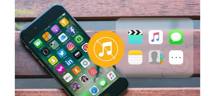 Gestisci iPhone senza iTunes