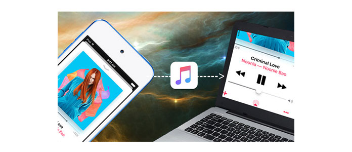 easiest 2 ways to transfer music from ipod to computer