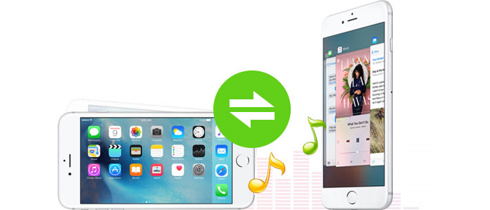how to share music between iphones top 3 methods on how to between iphones with ease 9367