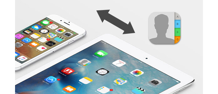 Sincronizza i contatti da iPhone a iPad