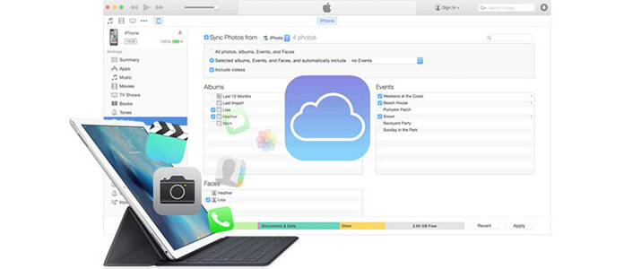 Come sincronizzare iPad su iTunes