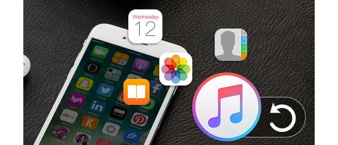 Zsynchronizuj iPhone'a z iTunes