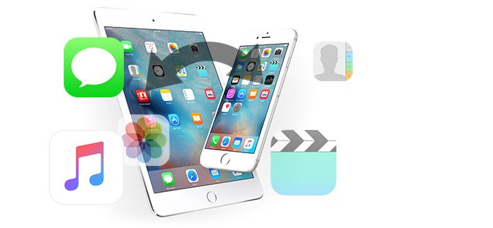 Sync iPhone with iPad