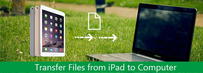 Transfer Files from iPad to Computer