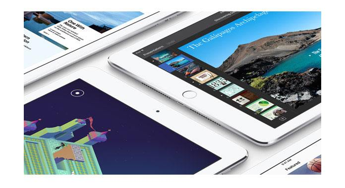 Transfer Files to iPad Air