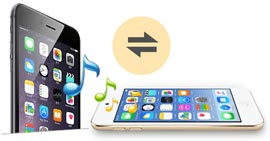 Transfer iPod music to iPhone