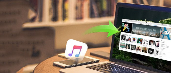 how to get music in iphone from itunes
