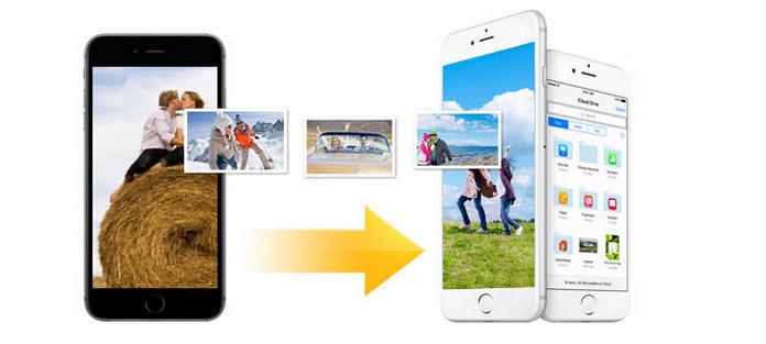 Πώς να μεταφέρετε φωτογραφίες από το iPhone στο iPhone