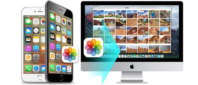 Přenos obrázků pro iPhone
