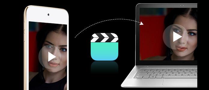Przenieś wideo z iPada do komputera