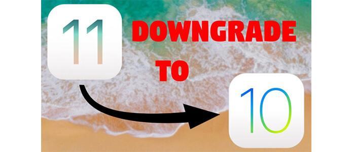 How to Downgrade iOS: Downgrade iOS 11 to iOS 10 3 2