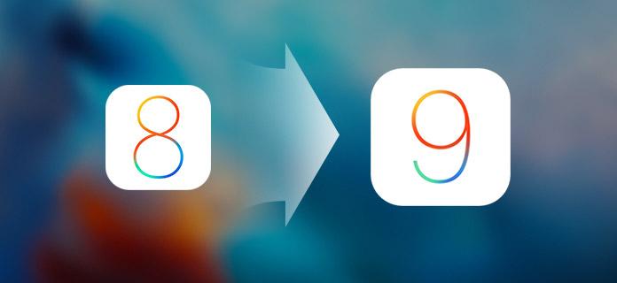 Aggiorna iOS8 a iOS9