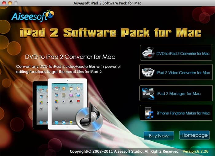 ipad 2 software pack for mac, dvd to ipad 2 converter for mac, ipad 2 video converter for mac, ipad manager for mac, iphone ring