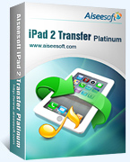 iPad 2 Transfer box