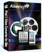 iPad 2 Video Converter for Mac box