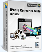 iPad 3 Converter Suite for Mac