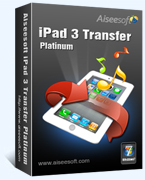 iPad 3 Transfer box