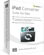 iPad Converter Suite per Mac
