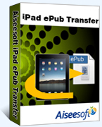 iPad ePub Transfer box