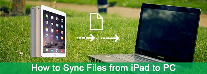 Sync Files from iPad to Computer