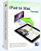 Aiseesoft iPad to Mac Transfer Ultimate boxshot