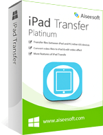 iPad Transfer Platinum