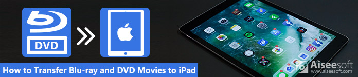 How to Convert and Transfer Blu-ray or DVD Movies to iPad