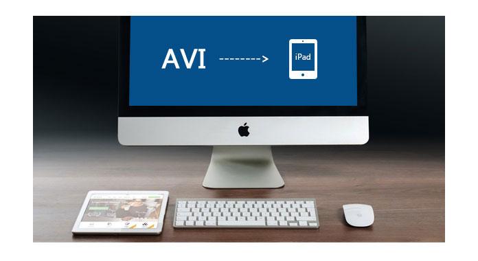 Μετατροπή AVI σε iPad σε Mac