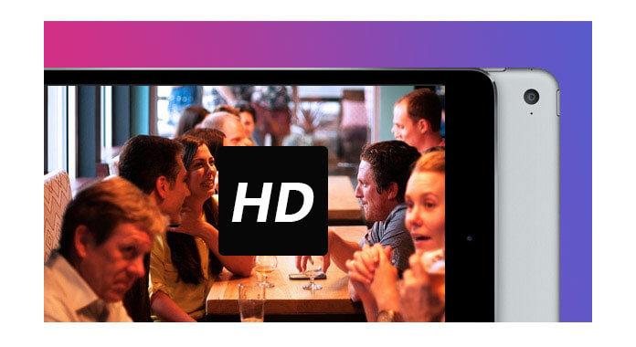 Converti video (HD) in iPad mini