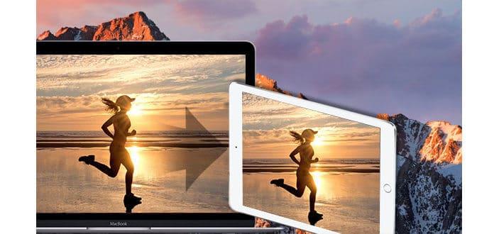Μετατροπή βίντεο σε iPad σε Mac