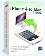 iPhone 4 to Mac Transfer box
