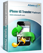 iPhone 4S Transfer box